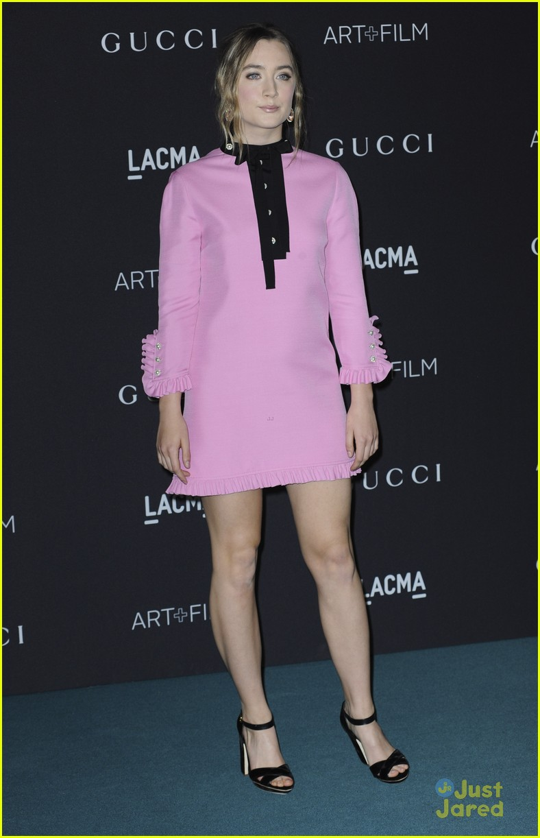 saoirse ronan aaron johnson lacma art film gala 13