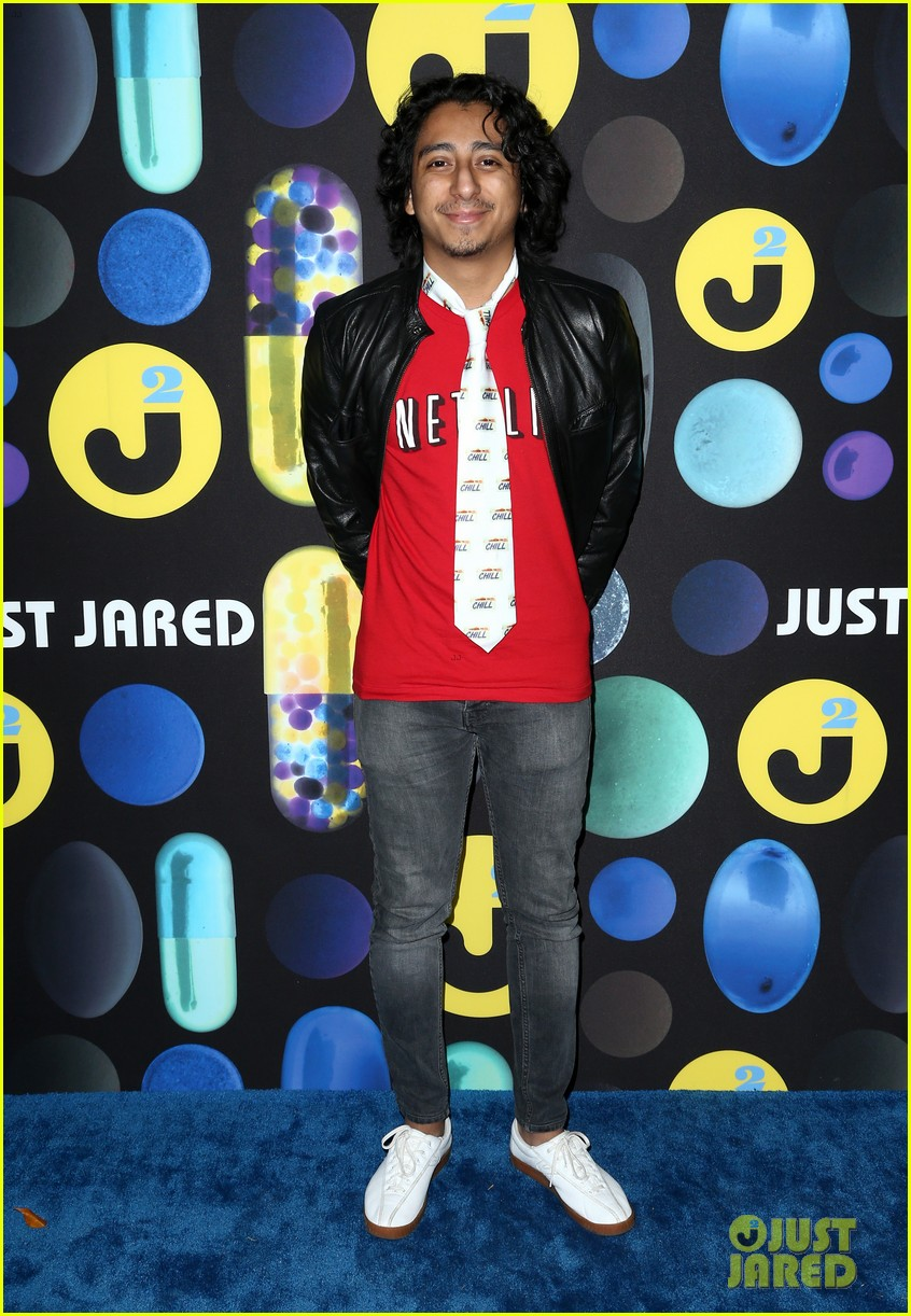 mark salling dresses as jared eng at the jj halloween party 21