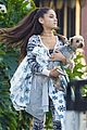 ariana grande onesie dog shopping 07