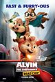 chipettes posters alvin movie road chip 05