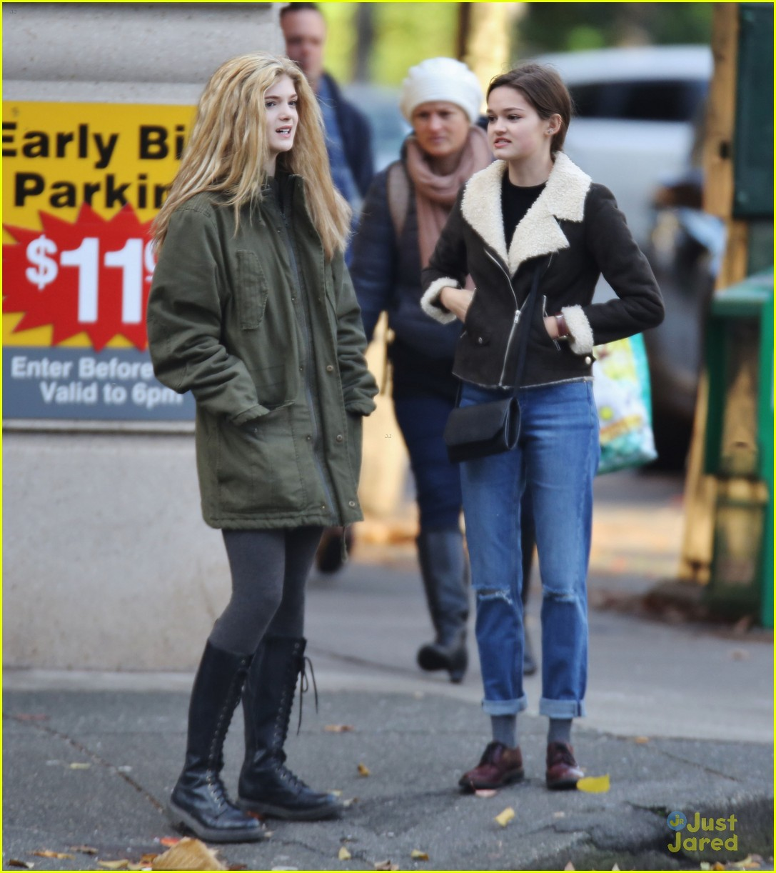 ciara bravo elena reunite vancouver second chance filming break 08