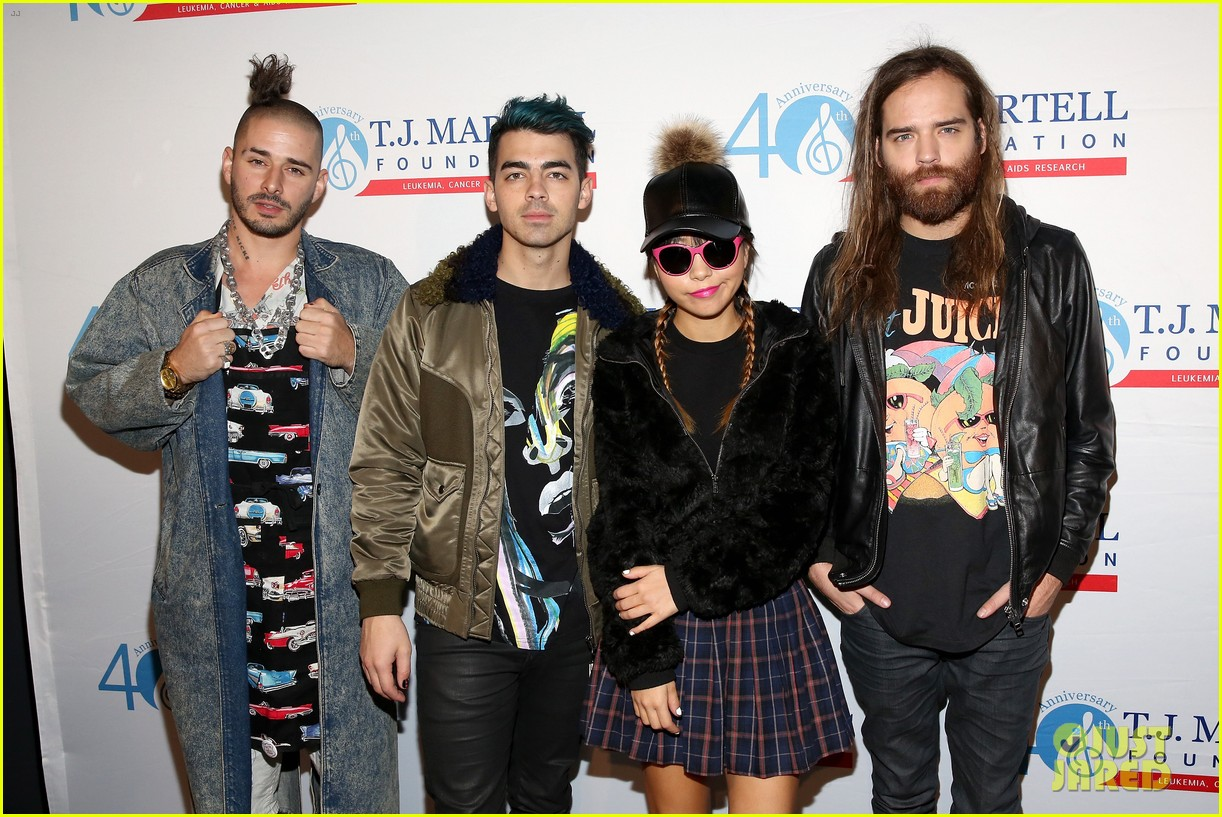 dnce tj martell foundation 2015 family day 06