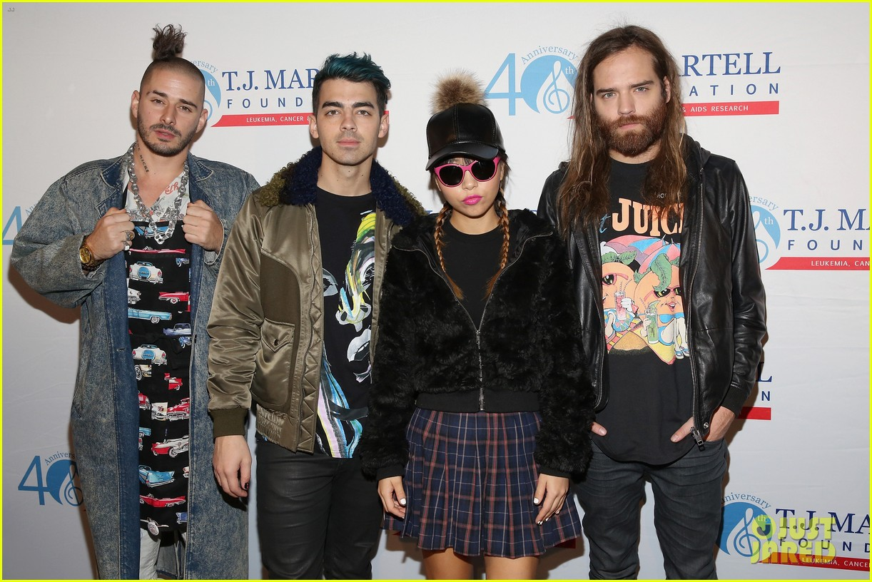 dnce tj martell foundation 2015 family day 07