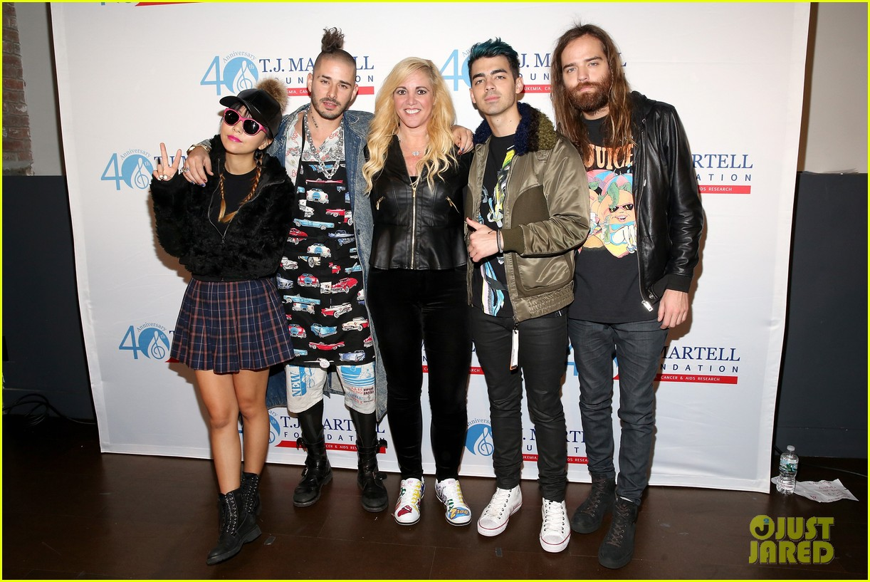 dnce tj martell foundation 2015 family day 10