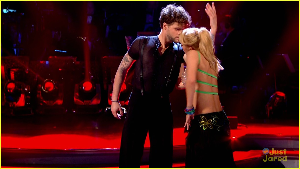 jay mcguiness win strictly pics video 24