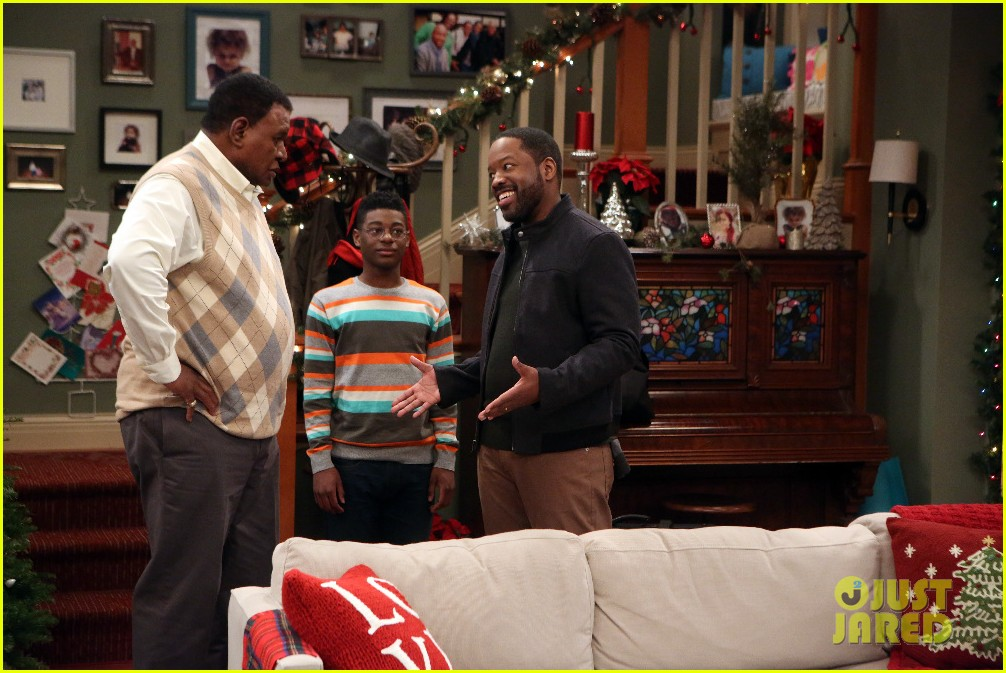 Judy Celebrates Her First Christmas On \'K.C. Undercover\' | Photo ...