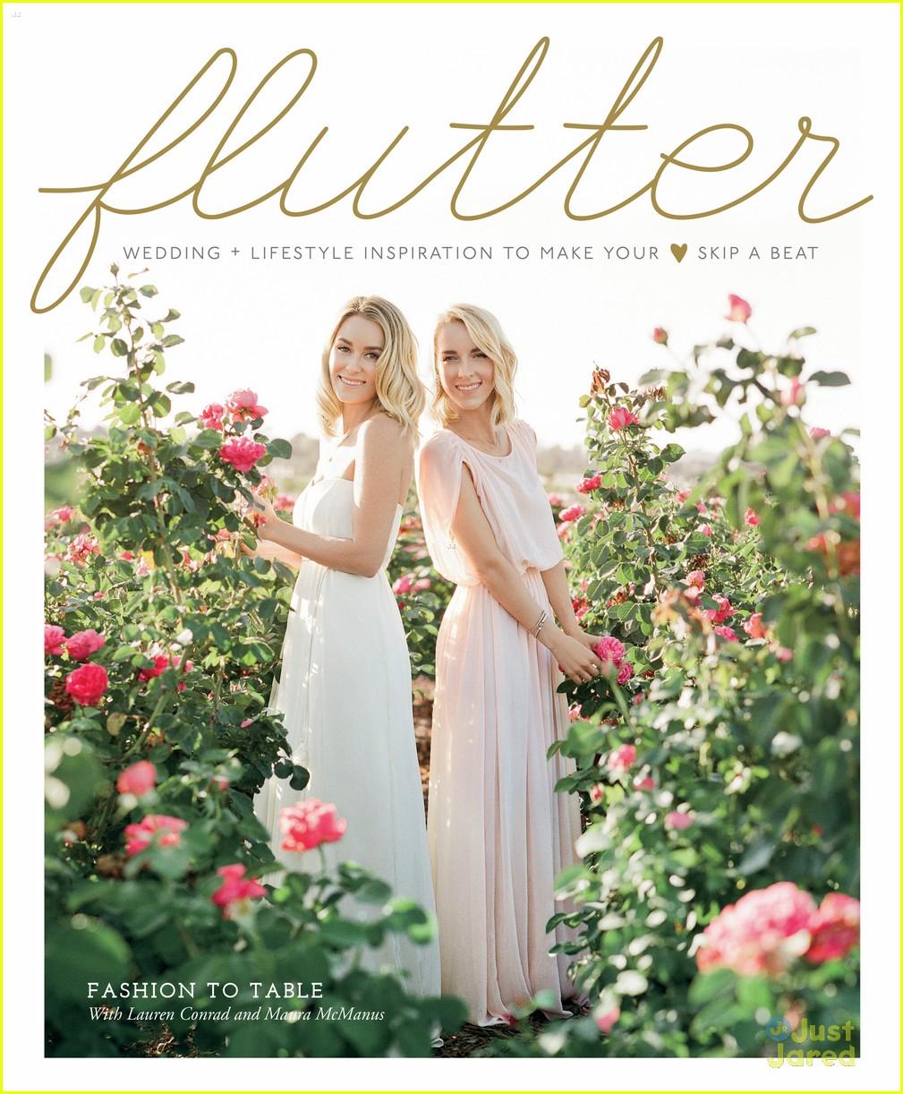 lauren conrad goes red flutter magazine 01