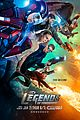 dc legends tomorrow poster new trailer 01