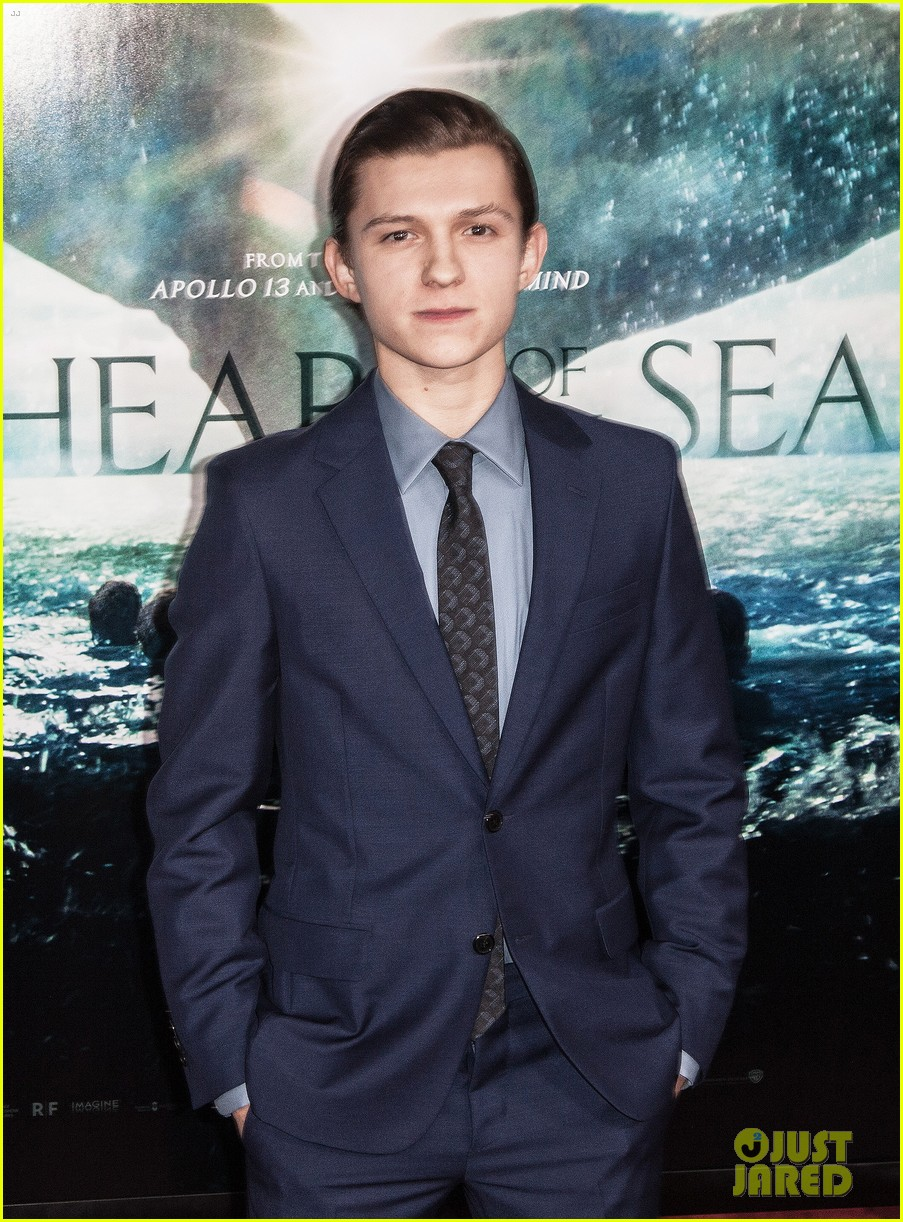 tom holland heart of sea premiere nyc 01