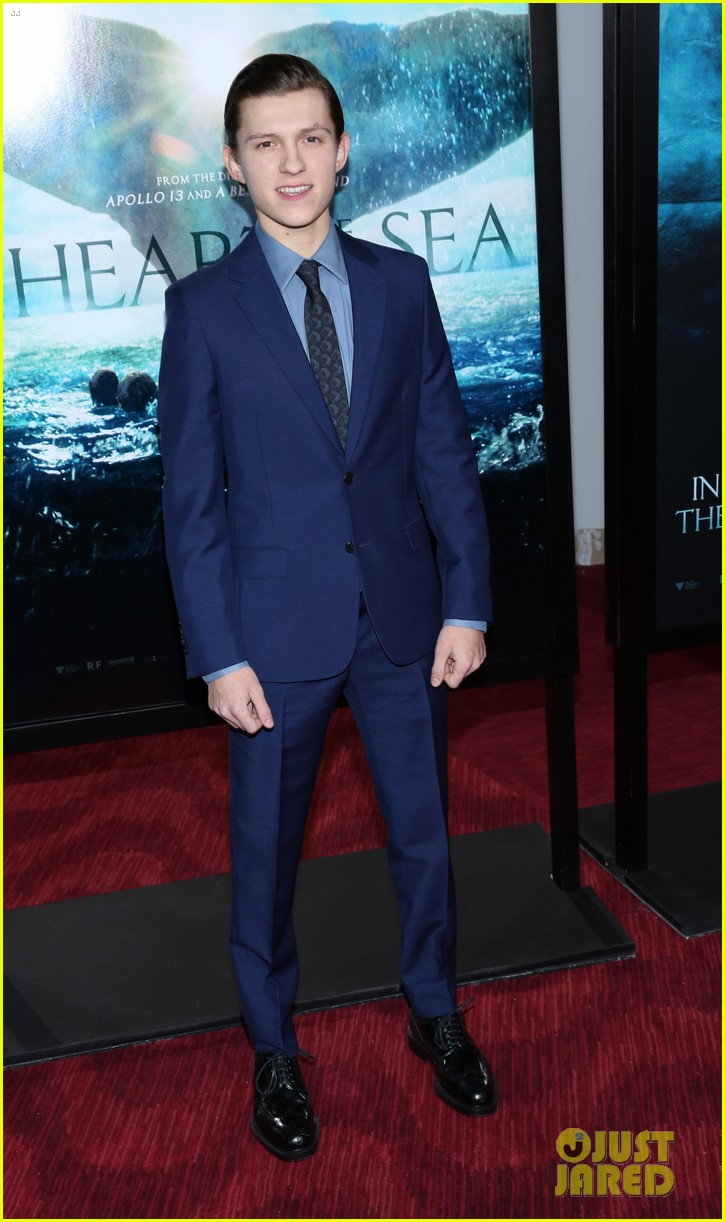 tom holland heart of sea premiere nyc 03