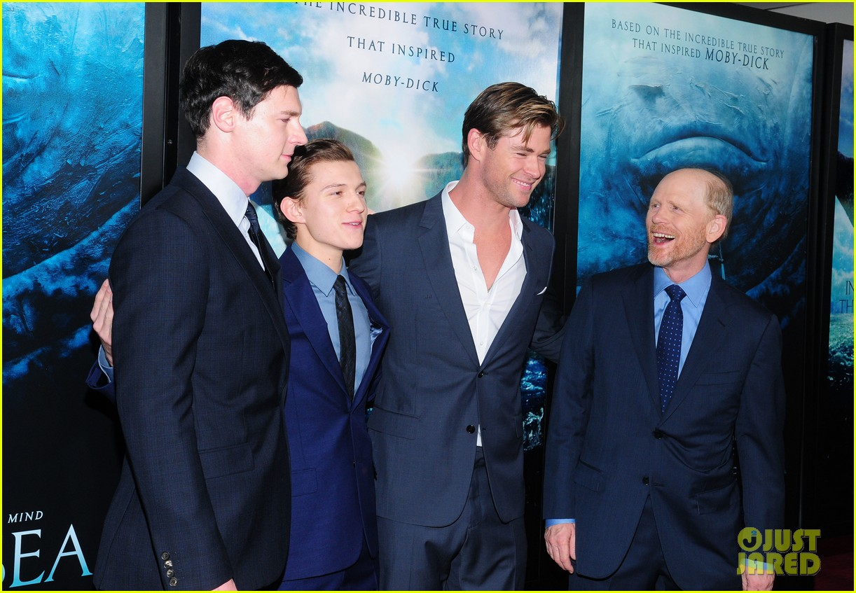 tom holland heart of sea premiere nyc 04