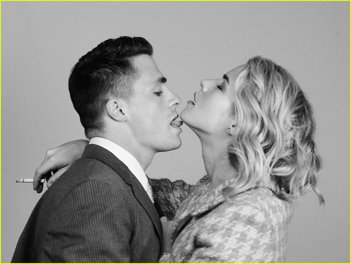 colton haynes amp emily bett rickards challenge gender norms