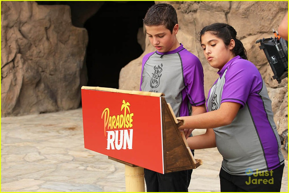 daniella monet paradise run host new nick show 05