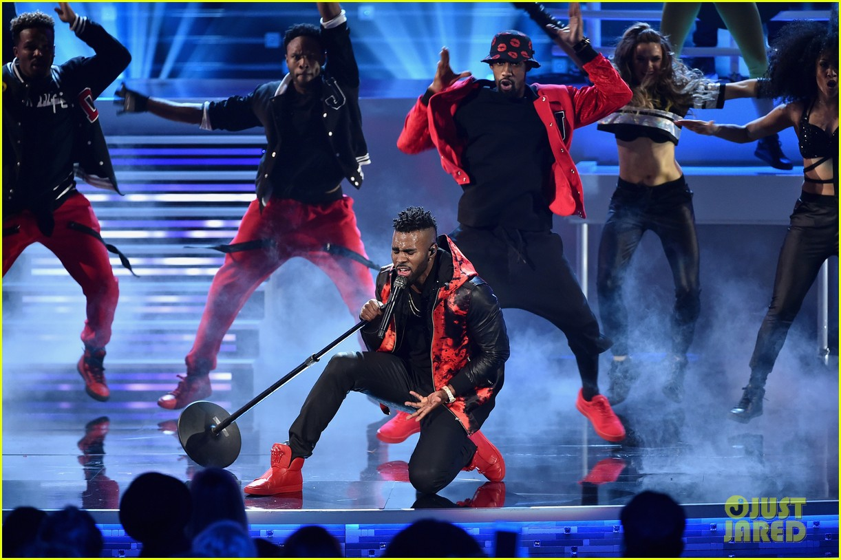 jason derulo performance peoples choice awards 2016 14