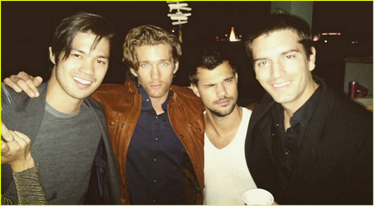 james franco rings in new year ross butler dave 03