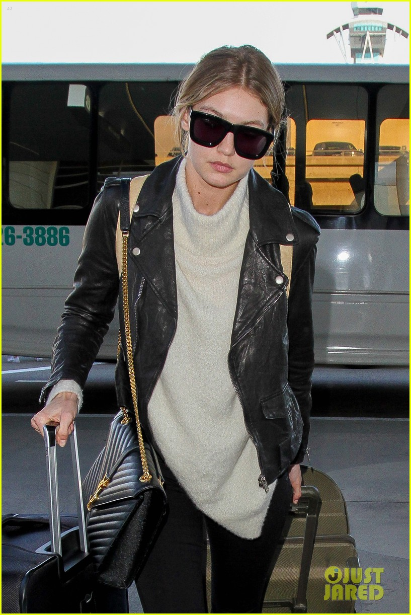 gigi hadid masterchef devon windsor lax airport 15