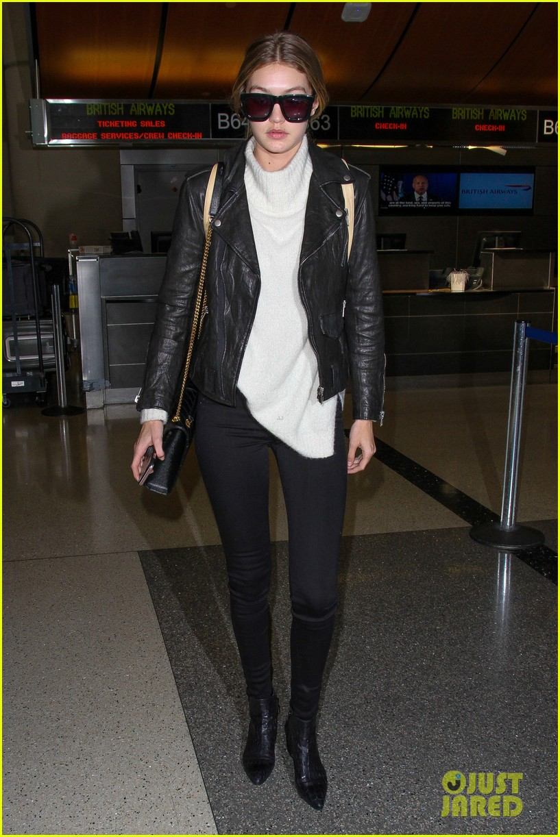 gigi hadid masterchef devon windsor lax airport 20