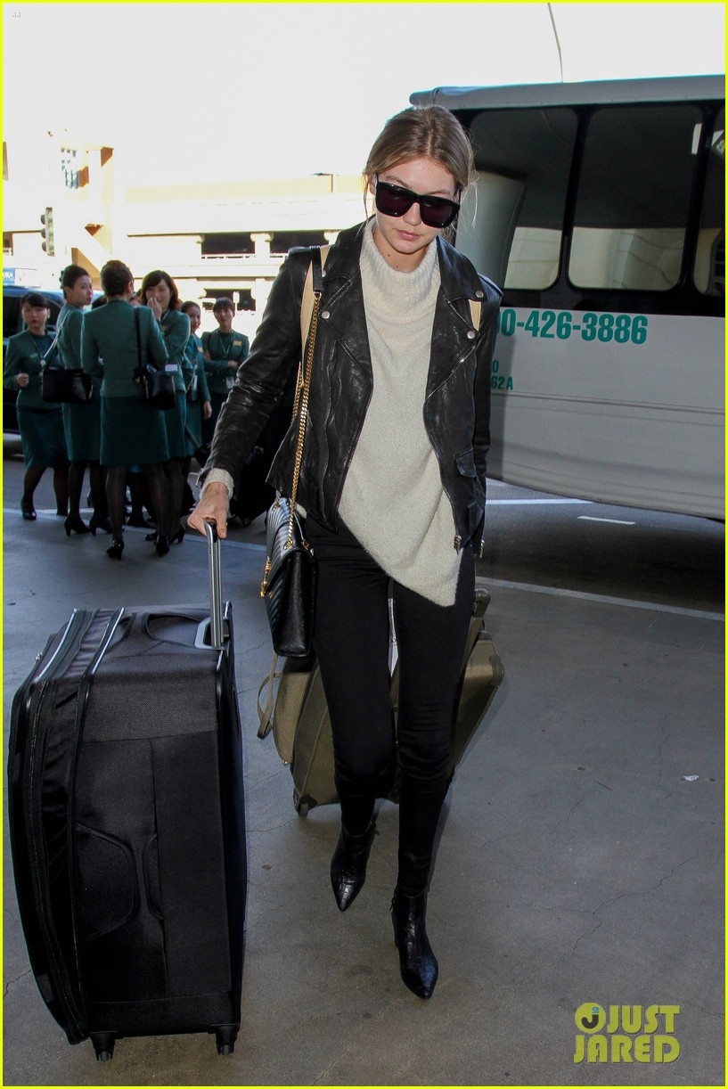 gigi hadid masterchef devon windsor lax airport 24