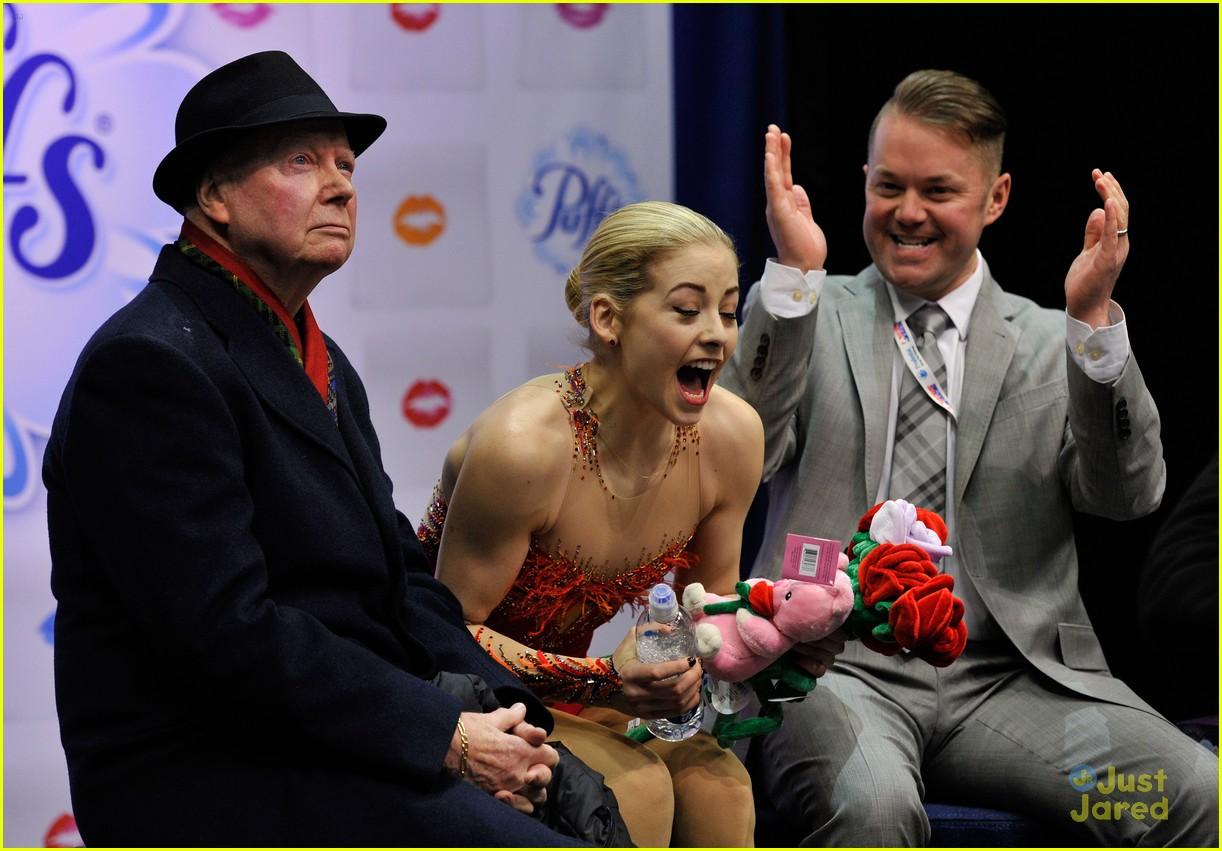 gracie gold tarah kayne danny oshea us skate national championships 20