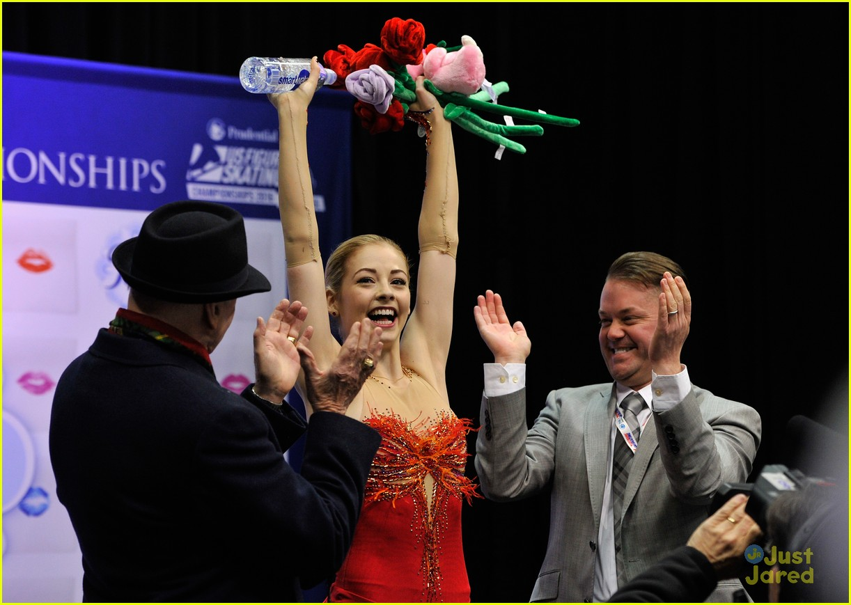 gracie gold tarah kayne danny oshea us skate national championships 21