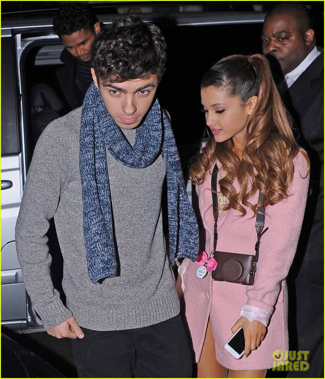 ariana grande nathan sykes reveal duet 02