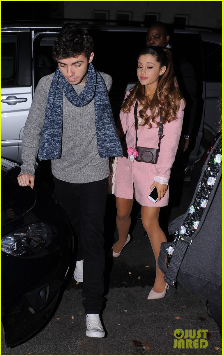 ariana grande nathan sykes reveal duet 14