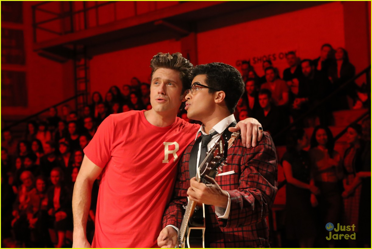 grease live see all pics here biggest gallery ever 50