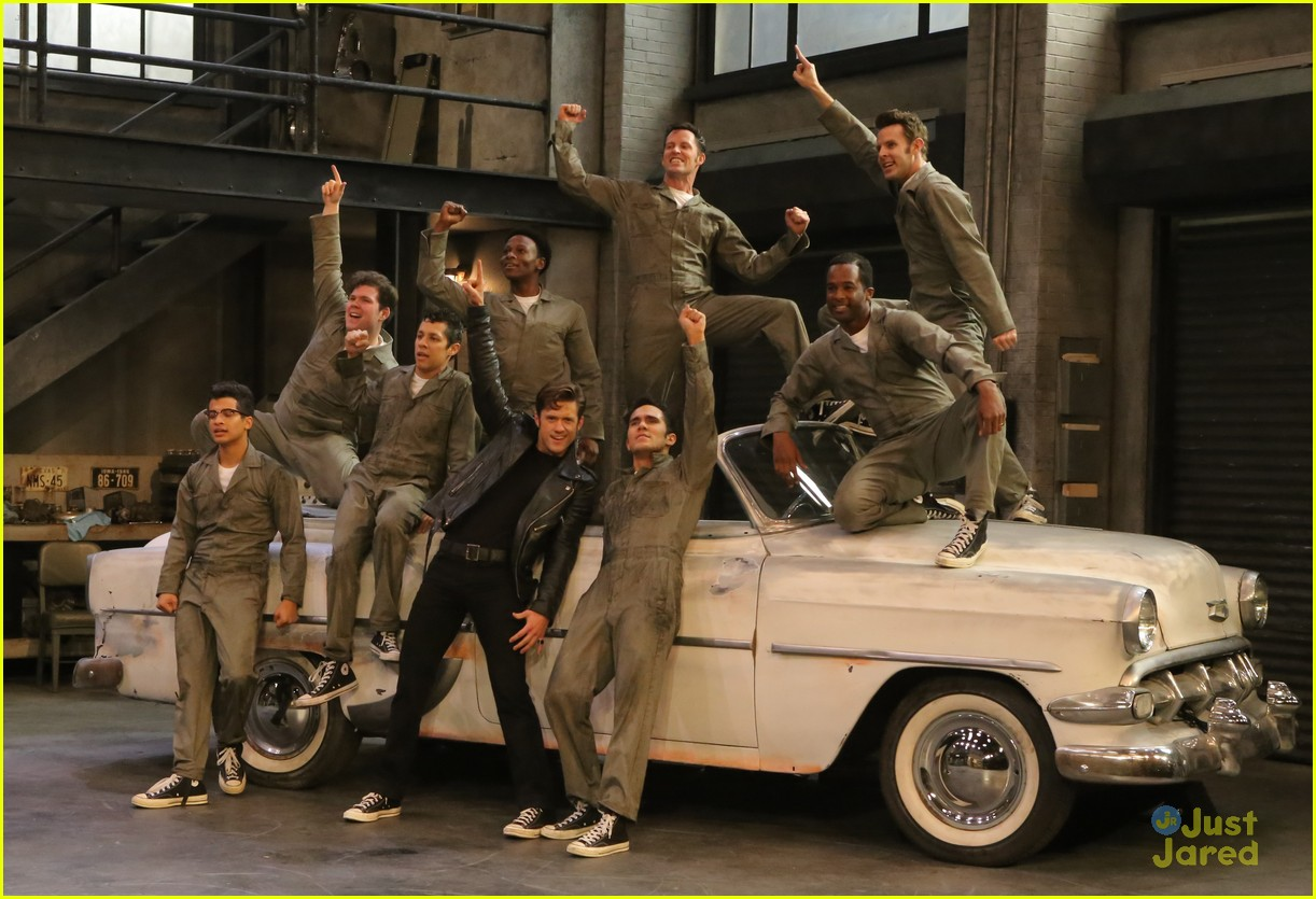 grease live see all pics here biggest gallery ever 67