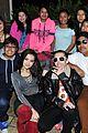 isabela moner support friends rockwell la concert 01