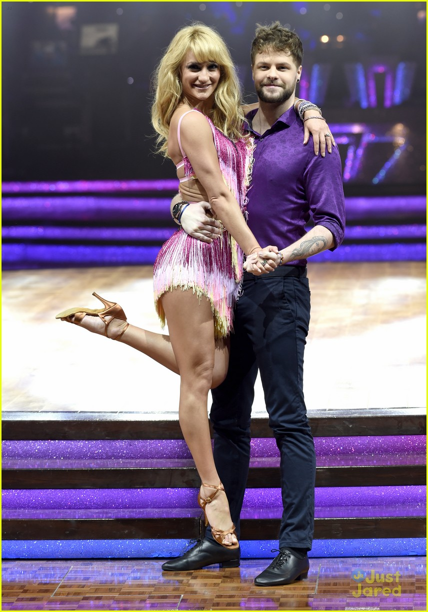 Strictly Come Dancing Champ Jay McGuiness & Georgia May