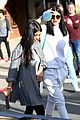 kylie jenner khloe kourtney kardashian spend girls day together 16