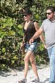 katie cassidy thomas taylor beach miami new years 15