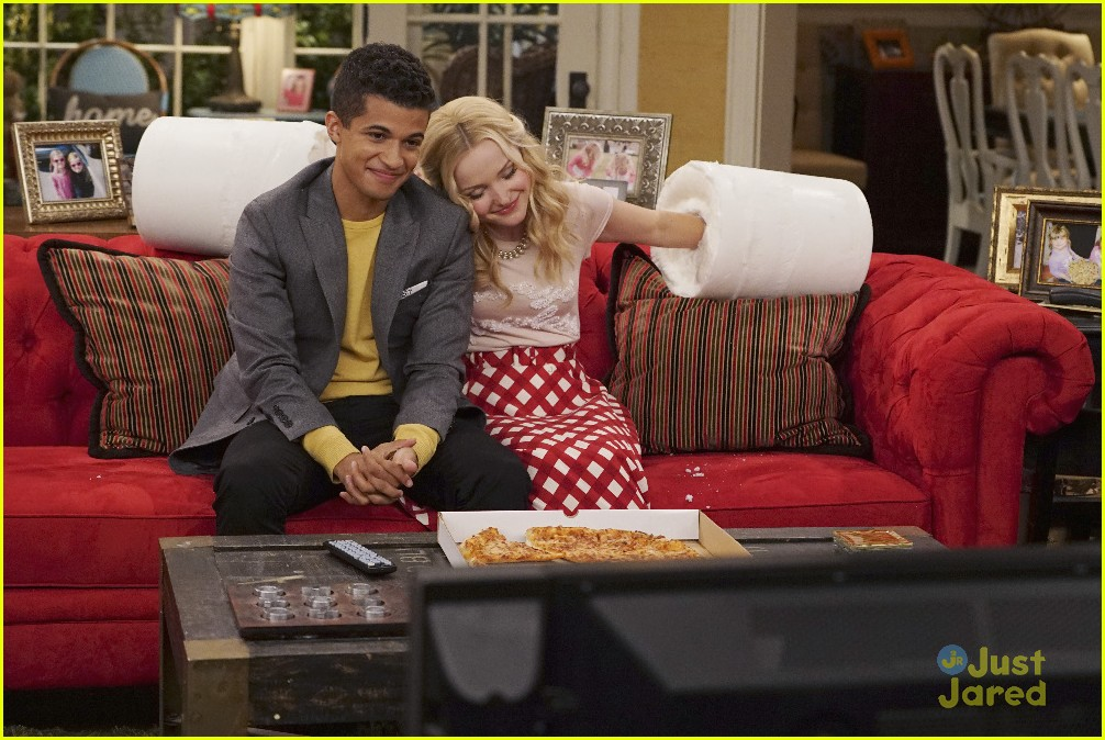The girl who was dating holden from liv and maddie. Dating for one night.
