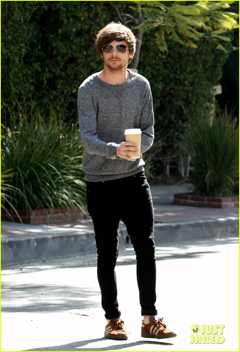 louis tomlinson briana jungwirth sep outings after freddie birth 02
