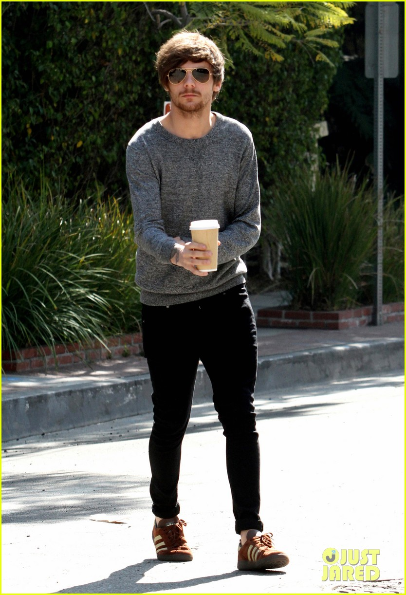 louis tomlinson briana jungwirth sep outings after freddie birth 09