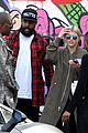 sofia richie hang out friends blonder hue 09