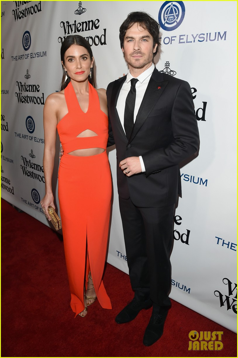 who does paul wesley date