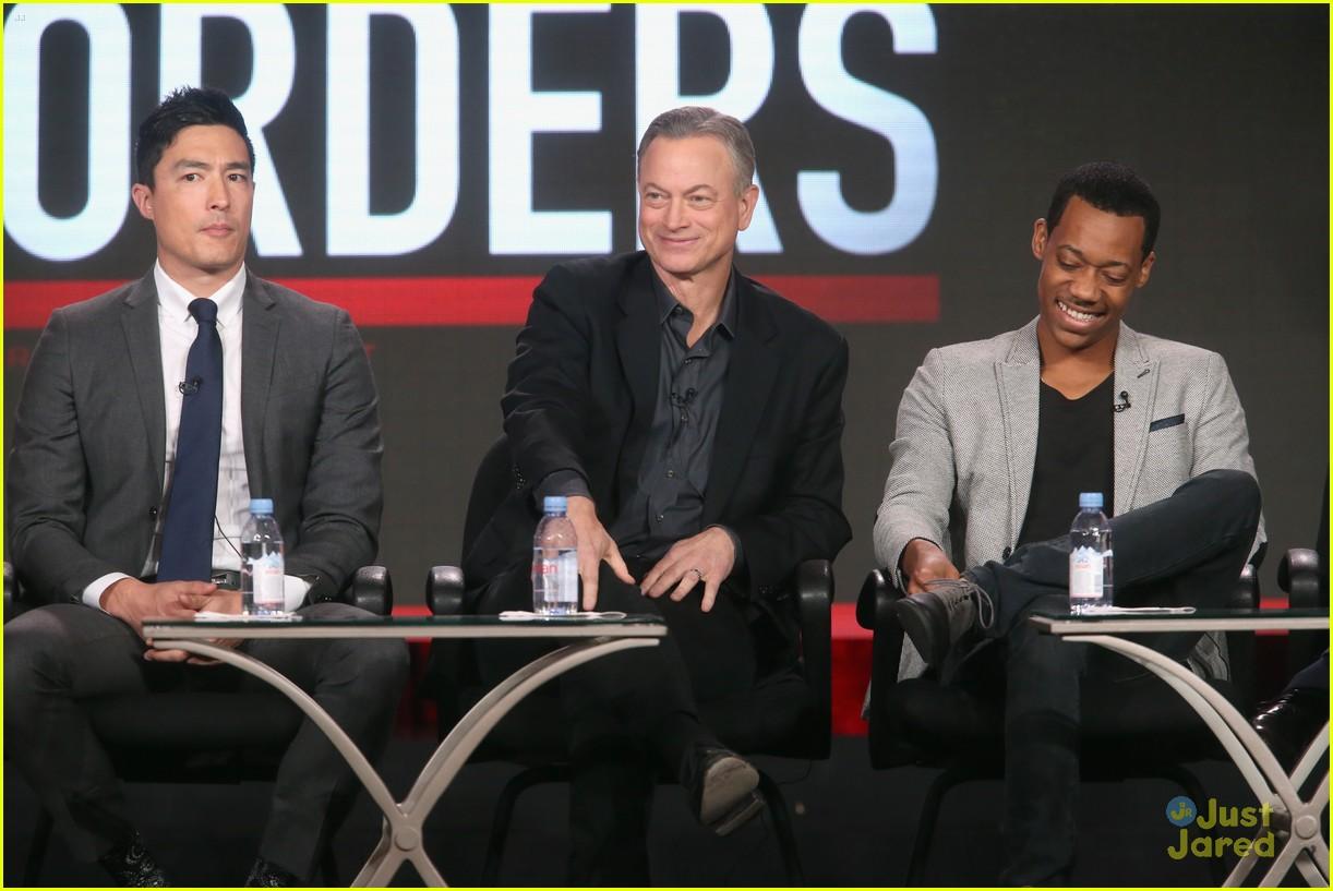 Tyler James Williams Takes 'Criminal Minds: Beyond Borders