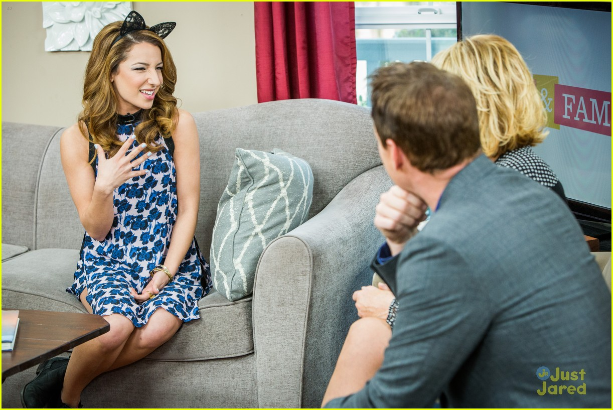 vanessa lengies home family lace ears second chance 02