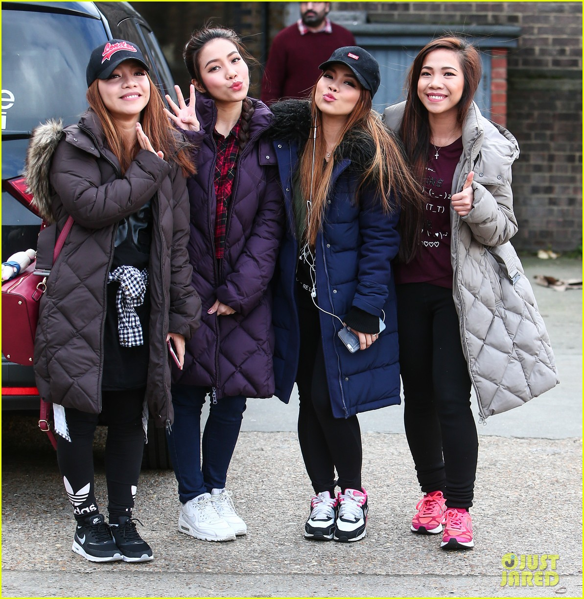 4th Impact Get Ready for 'X Factor' Tour! | Photo 923274 - Photo