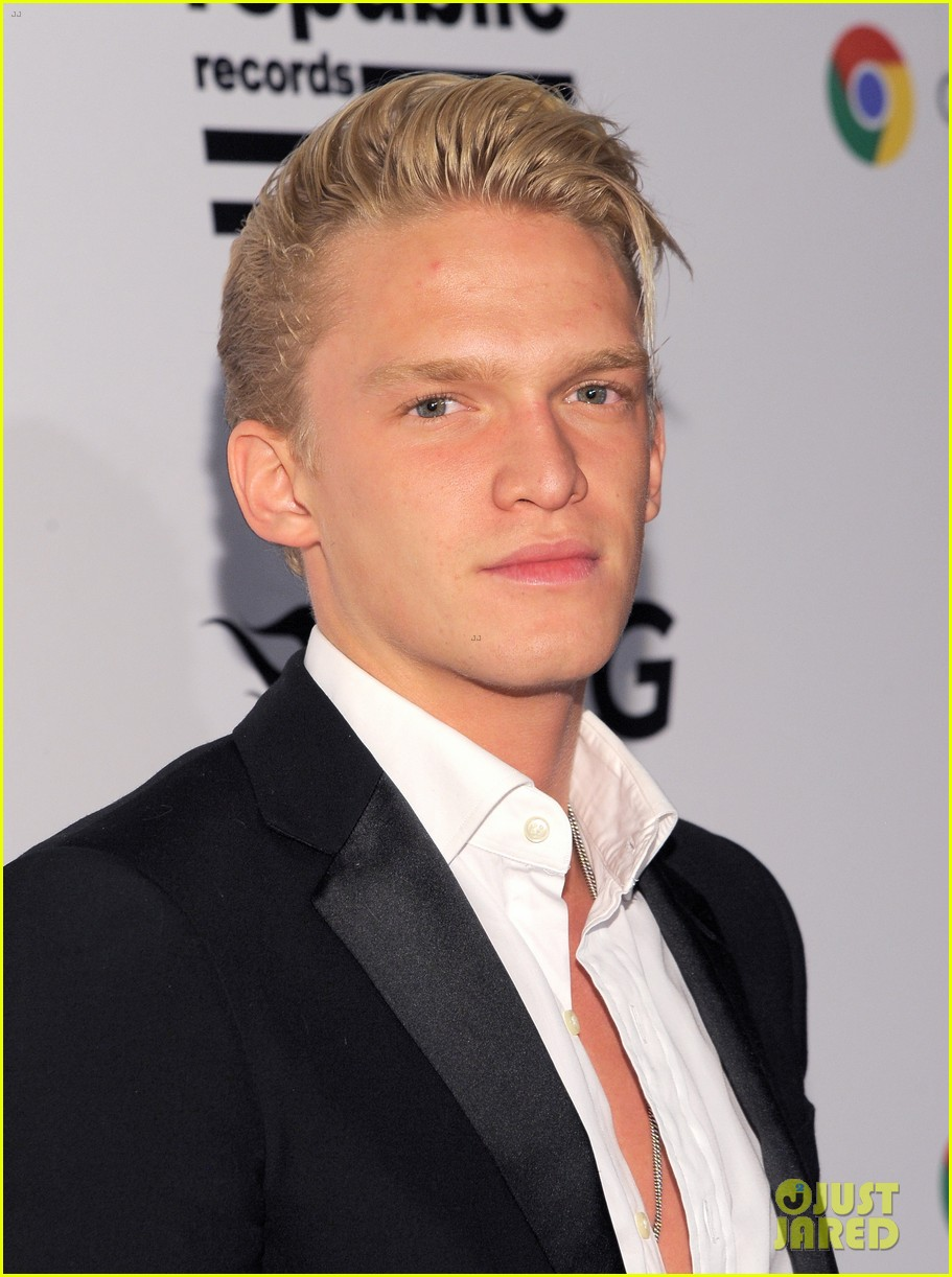 cody alli simpson 2016 grammys party 18