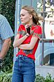 lily rose depp reveals the weirdest thing her parents have done 09