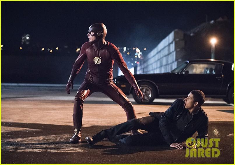 the flash fast lane stills trailer 01