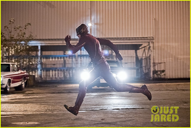 the flash fast lane stills trailer 08