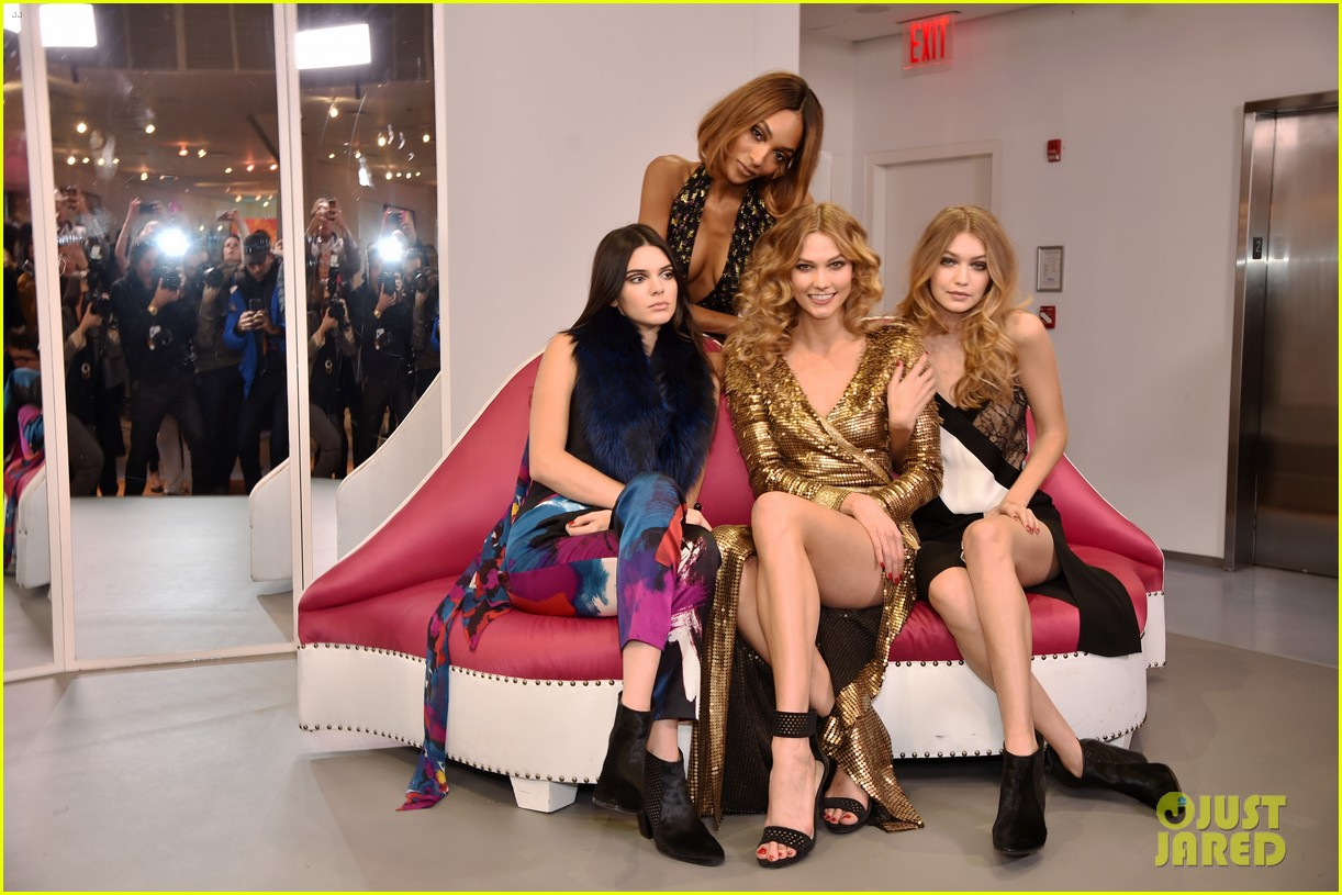 Jenner kendall dvf exclusive photo