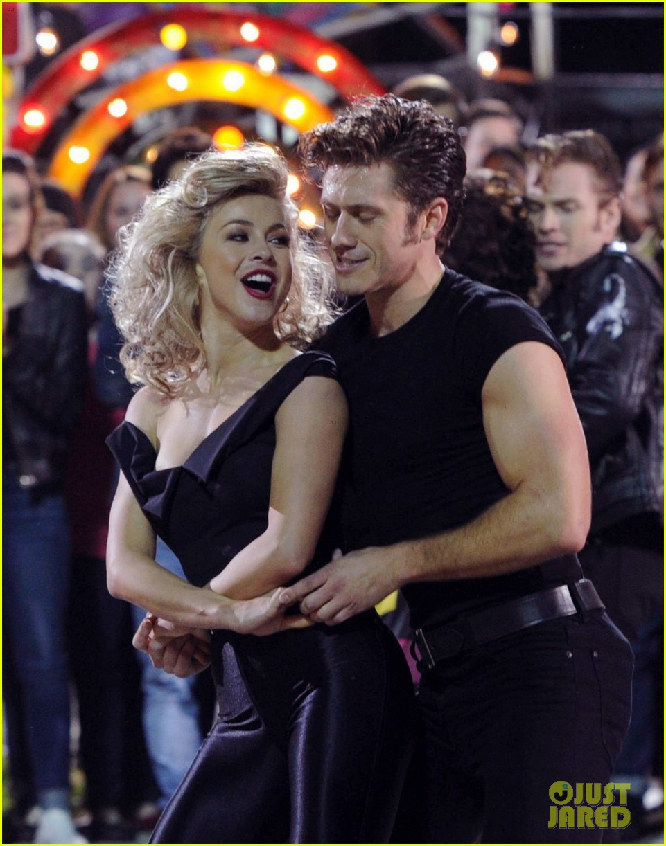 grease live full cast songs list 04