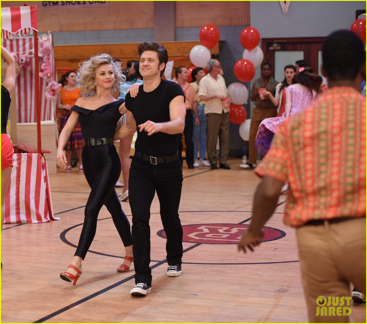 grease live full cast songs list 06