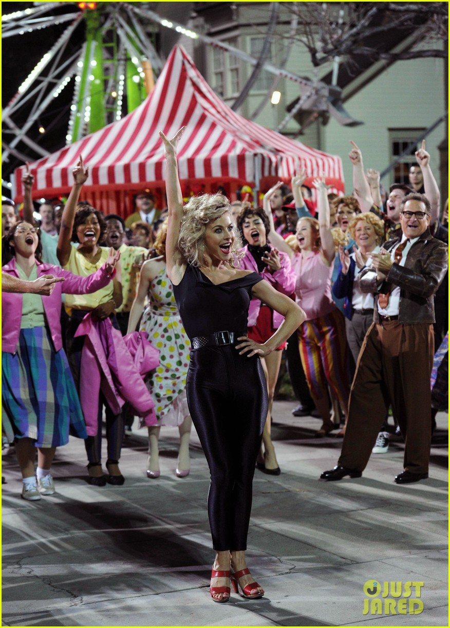 grease live watch every performance video 29