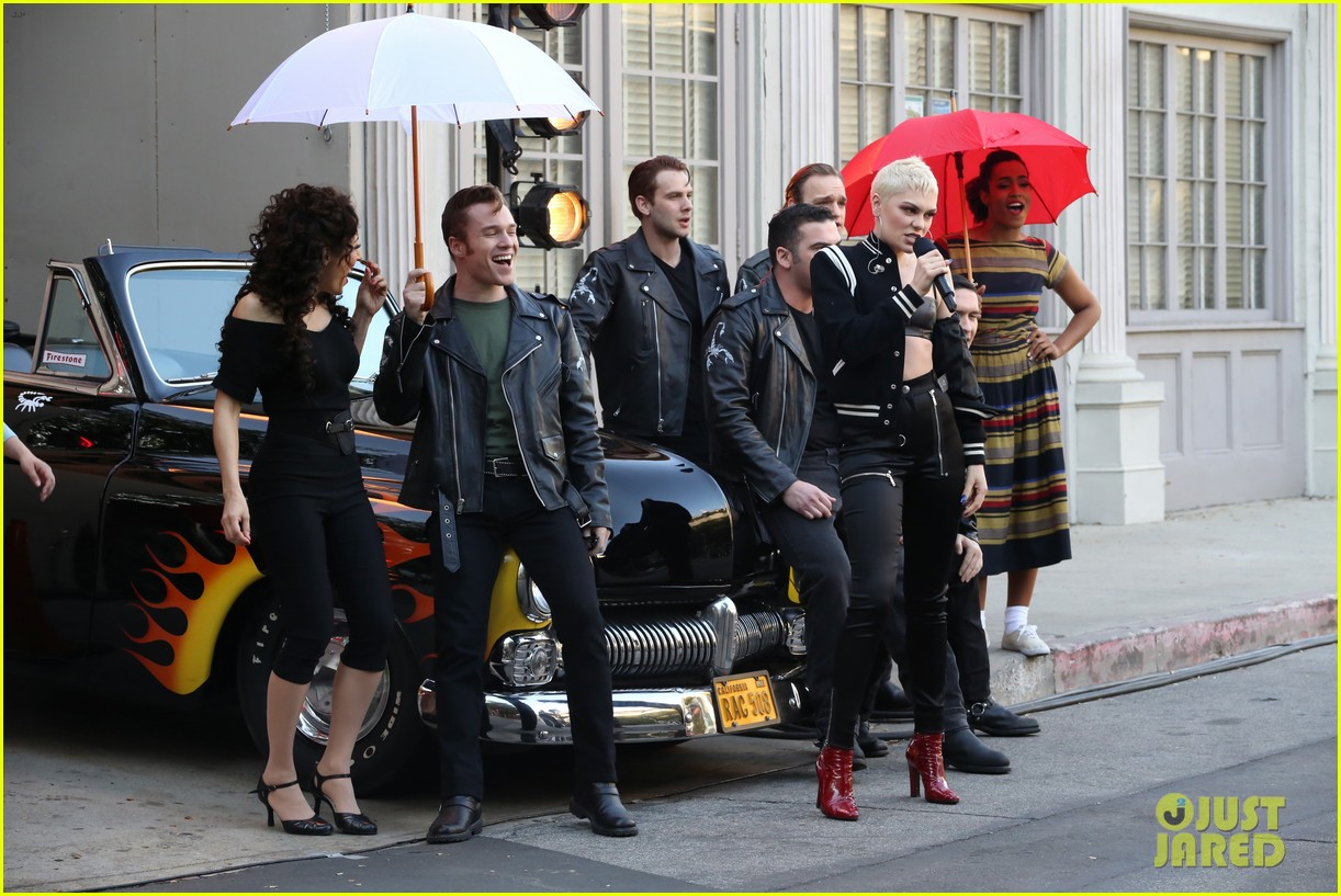 grease live watch every performance video 47