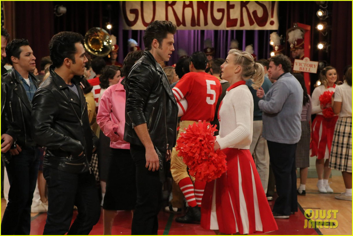 grease live watch every performance video 57